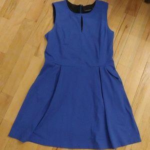 Cynthia Rowley XL Blue Dress